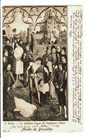 CPA - Carte Postale-Belgique -Bruxelles Peinture De T. Bouts : La Sentence Inique  De L'empereur Othon-1903-VM4670 - Musées