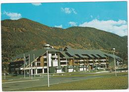 Kranjska Gora, 810 M - Hotel 'Kompas' - (Slovenia, YU.) - Joegoslavië