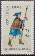 Österreich 1966 Nr.1229 ** Postfr. Tag Der Briefmarke ( 8674) Günstige Versandkosten - 1961-70 Ungebraucht