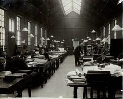 CENSOR OFFICE NEWSPAPER, PAPER, PULPE, IMPRIMERIE, IMPRENTA PRINTING +- 21*16CMFonds Victor FORBIN (1864-1947) - Profesiones