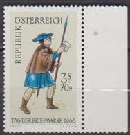 Österreich 1966 Nr.1229 ** Postfr. Tag Der Briefmarke ( 8676) Günstige Versandkosten - 1961-70 Ungebraucht
