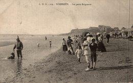 WIMEREUX LES PETITS BAIGNEURS - France