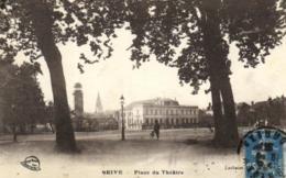 19 - Corrèze - Brive-la-Gaillarde - Place Du Théatre - C 7877 - Brive La Gaillarde