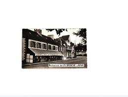 RESTAURANT DE LA BANCHE A BINIC ,TRES BEAU PLAN REF 60389 - Binic