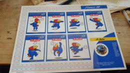 LOT 463157 TIMBRE DE FRANCE NEUF** LUXE BLOC - Sheetlets