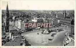 CPM Kortrijk Courtrai Vue Panoramique Prise De La Tour St Martin - Kortrijk