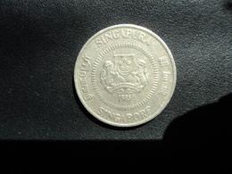SINGAPOUR : 50 CENTS  1985   KM 53.1    TTB - Singapur