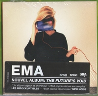 CD 10 TITRES EMA THE FUTURE'S VOID NEUF SOUS BLISTER & RARE - Rock
