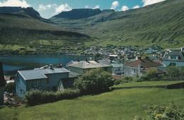 Faroe Islands Frimerkjautgava Bygdir/Eysturoy - Fuglafjordur - Faroe Islands