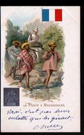 La Poste A Madagascar - Postal Services