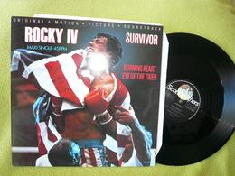 Survivor Maxi 45t Vinyle Rocky IV - Filmmusik