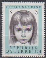 Österreich 1966 Nr.1222  ** Postfr. 10 Jahre Gesellschaft Rettet Das Kind ( 8680) Günstige Versandkosten - 1961-70 Ungebraucht