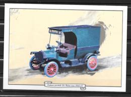 2016 - Voitures Anciennes De La Poste La Buire Vers 1910 - Postal Stamped Stationery