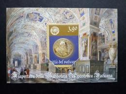 VATIKAN MI-NR. 1676 POSTFRISCH(MINT) Wiedereröffnung Der Vatikanischen Apostolischen Bibliothek (II) 2010 - Vatican