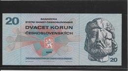 Tchécoslovaquie - 20 Korun - Pick N°92 - NEUF - Czechoslovakia