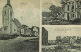 BOISLEUX AU MONT CARTE ALLEMANDE  1916 - France