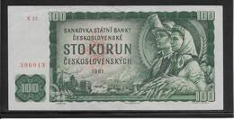Tchécoslovaquie - 100 Korun - Pick N°91c - SPL - Czechoslovakia