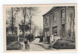 Nederhasselt - De Paellepelstraat En Huis Gilles-Van Damme - Ninove