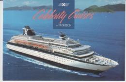 Celebrity Cruiser Cruise Ship Boat Vessel Liberia Ununused (ask For Verso) - Liberia