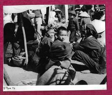Ancienne PHOTO Des Années 1950.. Type TO  ..VIET-NAM, INDOCHINE à Localiser - Lieux