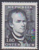 Österreich 1966 Nr.1216  ** Postfr. 200.Todestag Peter Anich ( 8690) Günstige Versandkosten - 1961-70 Ungebraucht