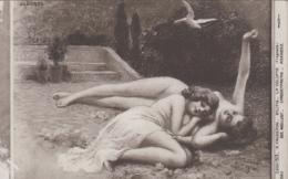 Arts - Peinture - Femmes Nues - Peintre Faugeron - Volupté - Salon 1913 - Pittura & Quadri