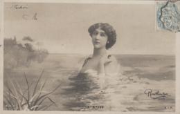 Femmes - Femme - Nymphes - La Belle Otero - Reutlinger - Précurseur - Frauen