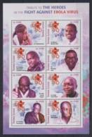 I262. Sierra Leone - MNH - 2015 - Organizations - Health - Organizations