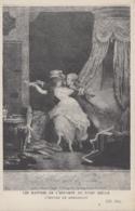 Arts - Peinture - Femme - Nue - Les Maîtres De L'Estampe Au XVIIIème Siècle - Sexy - Couple - Pintura & Cuadros