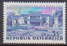 Österreich 1966 Nr.1215  ** Postfr. Intern. Messe Wels ( 8693) Günstige Versandkosten - 1961-70 Ungebraucht