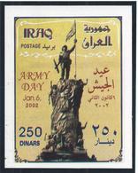 Irak - Bloc - Neuf Sans Charnière - 2002 - Iraq