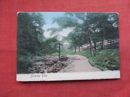 Shipley Glen  Has Stamp & Cancel   Ref  3484 - To Identify