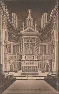 The Reredos, St Paul's Cathedral, London, C.1905-10 - Brown & Rawcliffe Postcard - St. Paul's Cathedral