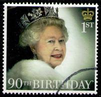 GREAT BRITAIN 2016 - From Set Used - 1952-.... (Elizabeth II)
