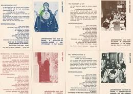 KL 8033 - GEBEDSINTENTIE VOOR KERK EN WERELD  1972 - 1973 - Religion & Esotérisme