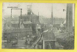 * Charleroi (Hainaut - La Wallonie) * (Grand Bazar De La Bourse) Un Charbonnage, Industrie, Mine, Steenkool, Unique, TOP - Charleroi