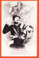 THU017-Promotion CARTES POSTALES-L' OBSESSSION Du FACTEUR 1910s à MARRAGONIS Lacapelle Bonance St-Geniez OltM.H BERGERET - Postal Services