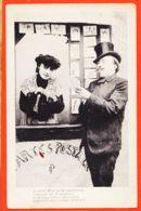 THU046 Promotion De La CARTE POSTALE Vendeuse Série Guerrière Epopée NAPOLEON Poëme Altier Canon Envolée 1900s E.P - Postal Services