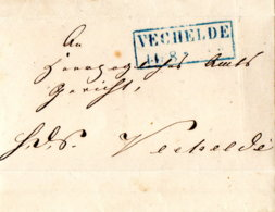 ~1850 Vechelde  OrtsBfh. - Deutschland