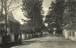 Indonesia, JAVA SOERABAIA, Simpang Doekoeh (1910s) Postcard - Indonesië