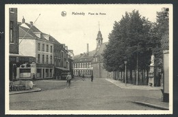 +++ CPA - MALMEDY - Place De Rome - Nels   // - Malmedy