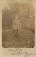 WAMBRECHIES CARTE PHOTO ALLEMANDE 1915 - France