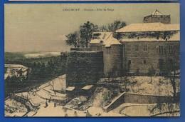 CHAUMONT    Donjon  Effet De Neige - Chaumont