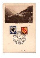 OBLITERATION EXPOSITION PHILATELIQUE CULTURELLE DE BRIANCON 1979 - Postmark Collection (Covers)