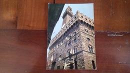 Florence - Palazzo Vecchio - Firenze