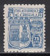 1944 Edifil Nº 976  MNH. Milenario De Castilla. - 1931-50 Ungebraucht