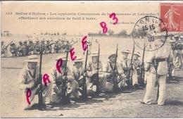 83 SALINS D'HYERES Les Apprentis Cannoniers De La Couronne Et Latouche-Treville - Hyeres