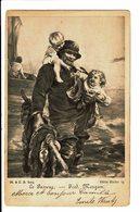 CPA - Carte Postale-Belgique Le Passeur De Fred Morgan-1902  VM4680 - Métiers