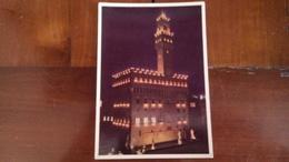 Florence - Palazzio Vecchio De Nuit - Firenze