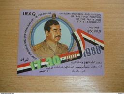 (17.07) IRAK ** SADDAM HUSSEIN - Iraq